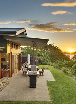Mildenhall Cottage, Byron Bay - Image Wild About Whales
