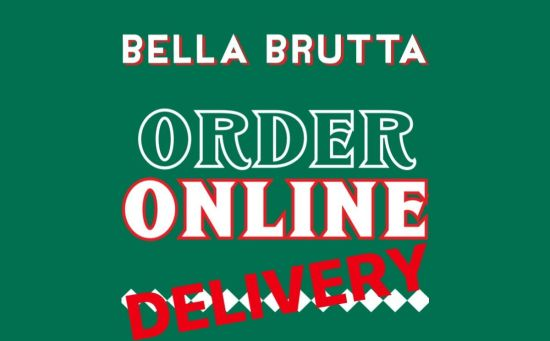 Bella Brutta Pizza