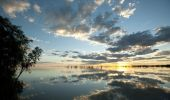 Sunset Strip in Lake Menindee