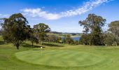 Scenic grounds of Oberon Golf Club, Oberon