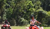 Quad Biking in Glenworth Valley on the NSW Central Coast