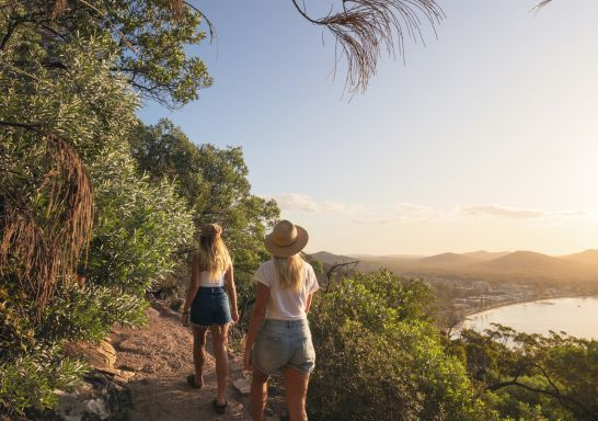 Tomaree Head Summit Walk, Port Stephens