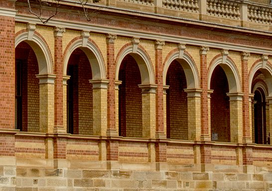 Historic Towns & Architecture in NSW