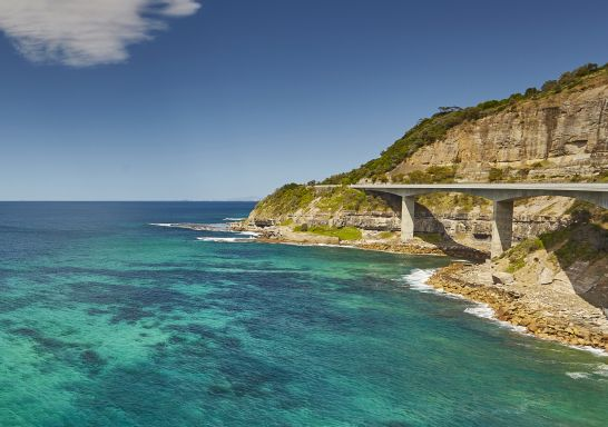 Grand Pacific Drive, South Coast